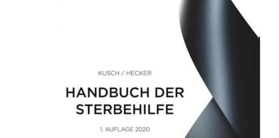 Das Handbuch der Sterbehilfe jetzt als E-Book